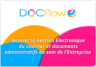 Solution de gestion des documents, DocFlow